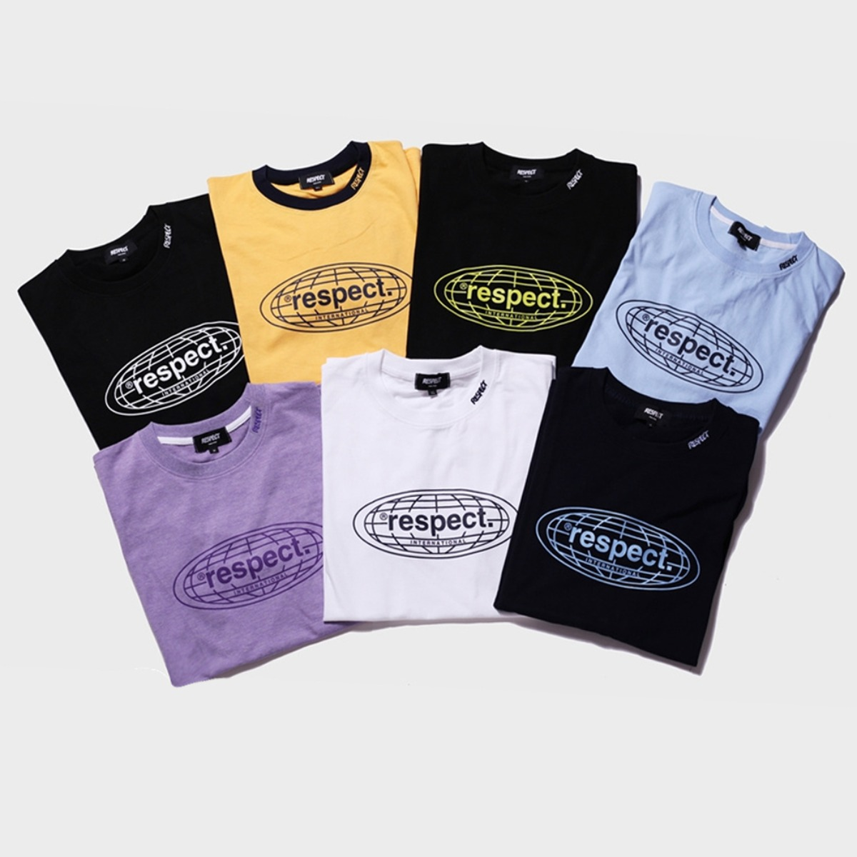 international front logo tee (7color)